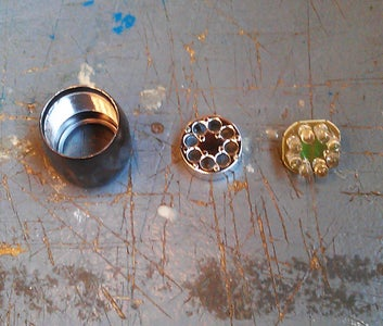 Disassemble + Drilling Holes