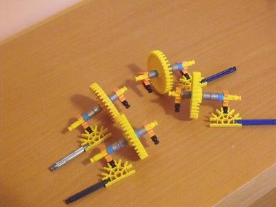 Box 3 Yellow Gear