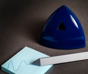 Geometer's Triangle Pen