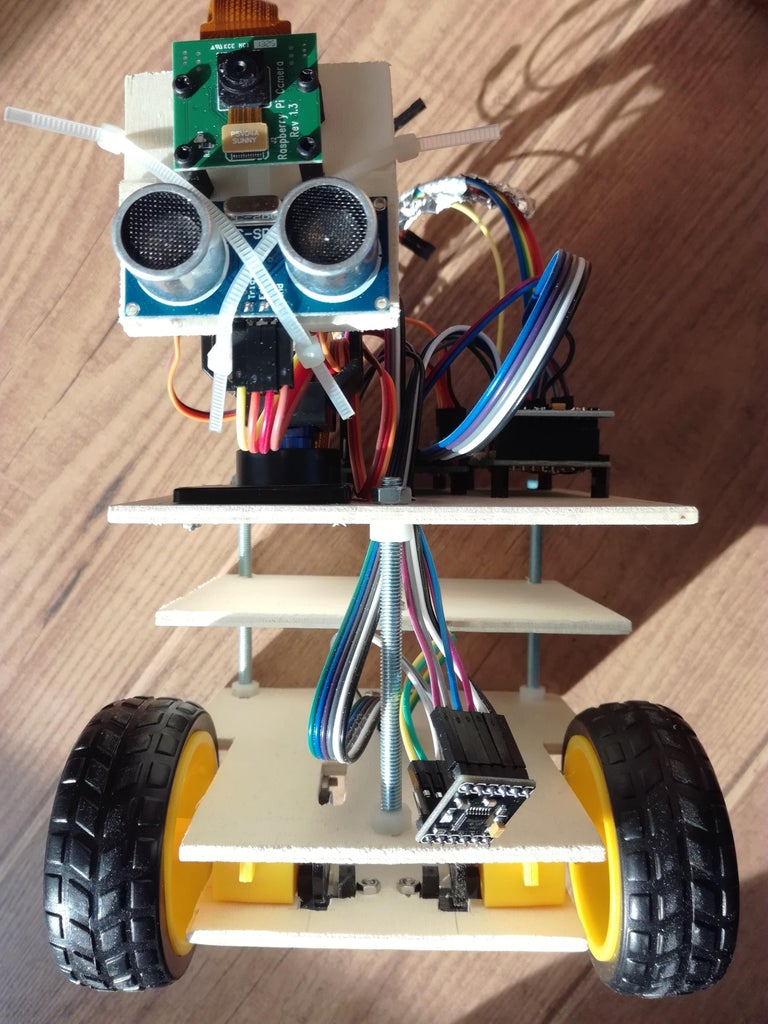 Build the Chassis