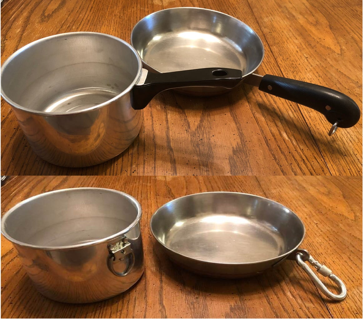 Hiking Cookware