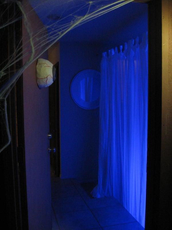 Creating an Indoor Halloween Atmosphere