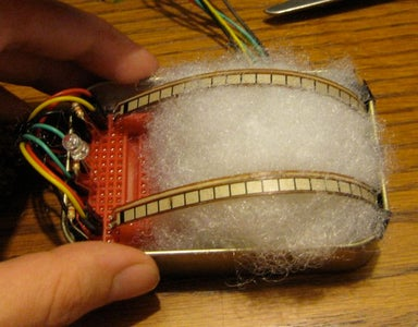 Creating the Belly Squeeze Sensor
