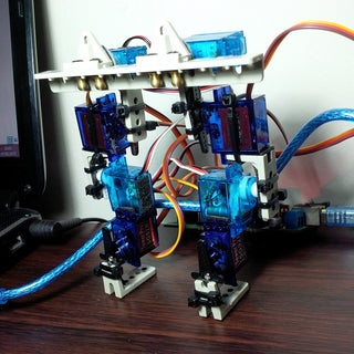 Arduino Biped