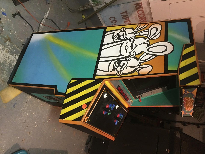 Upcycled Arcade