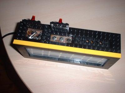 Rebuild With Lego
