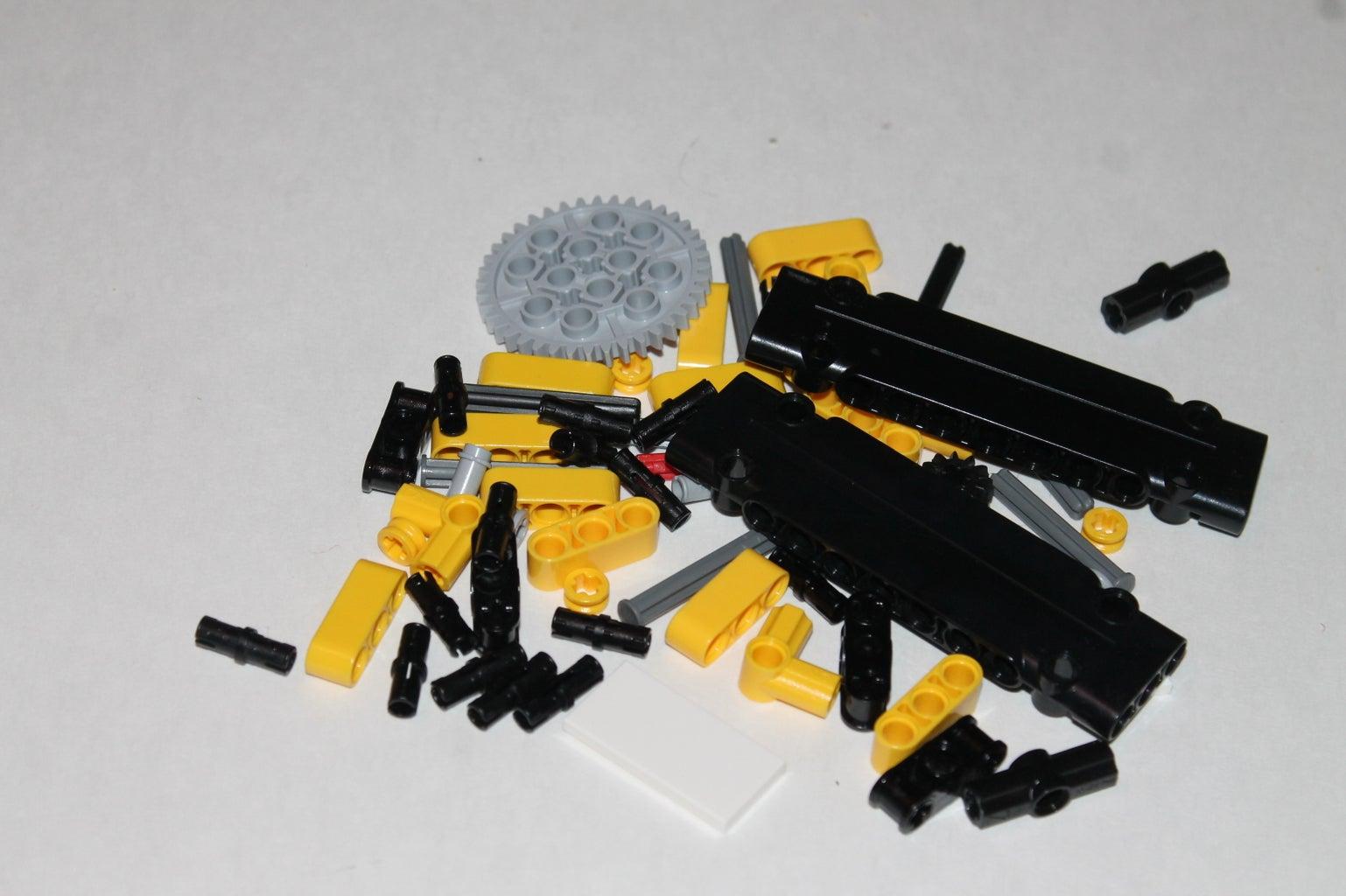 Gratuitous Photos of Piles of Brand New Legos