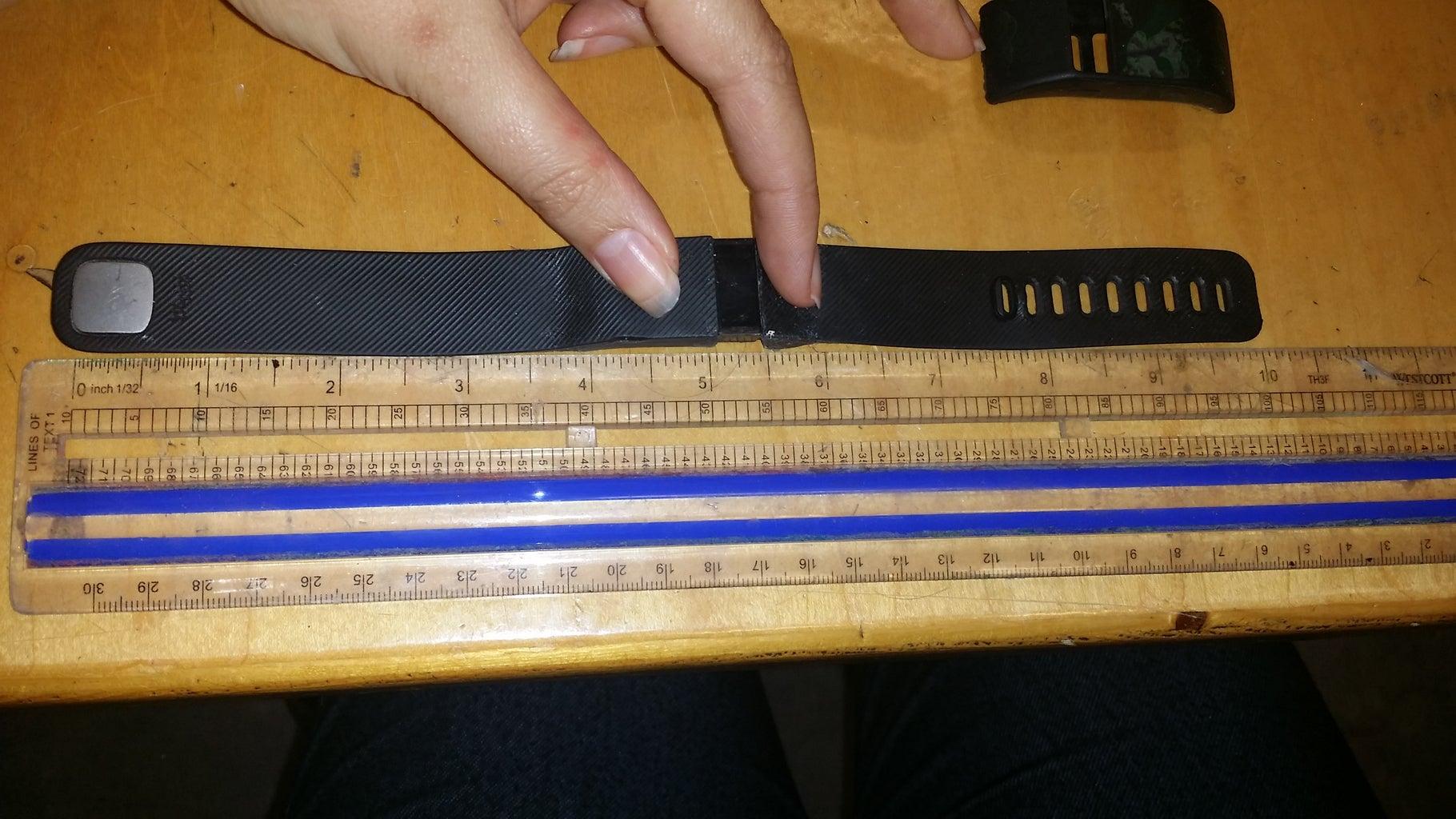 Start Measureing