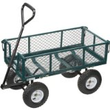 How to replace the wheels on your steel crate wagon / cart