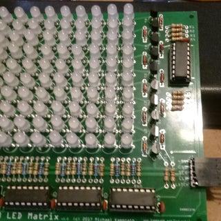 RGB LED Matrix