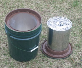 The Green Pail Retained Heat Cooker