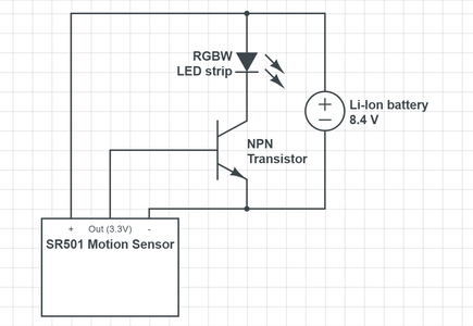 Circuit of This Build