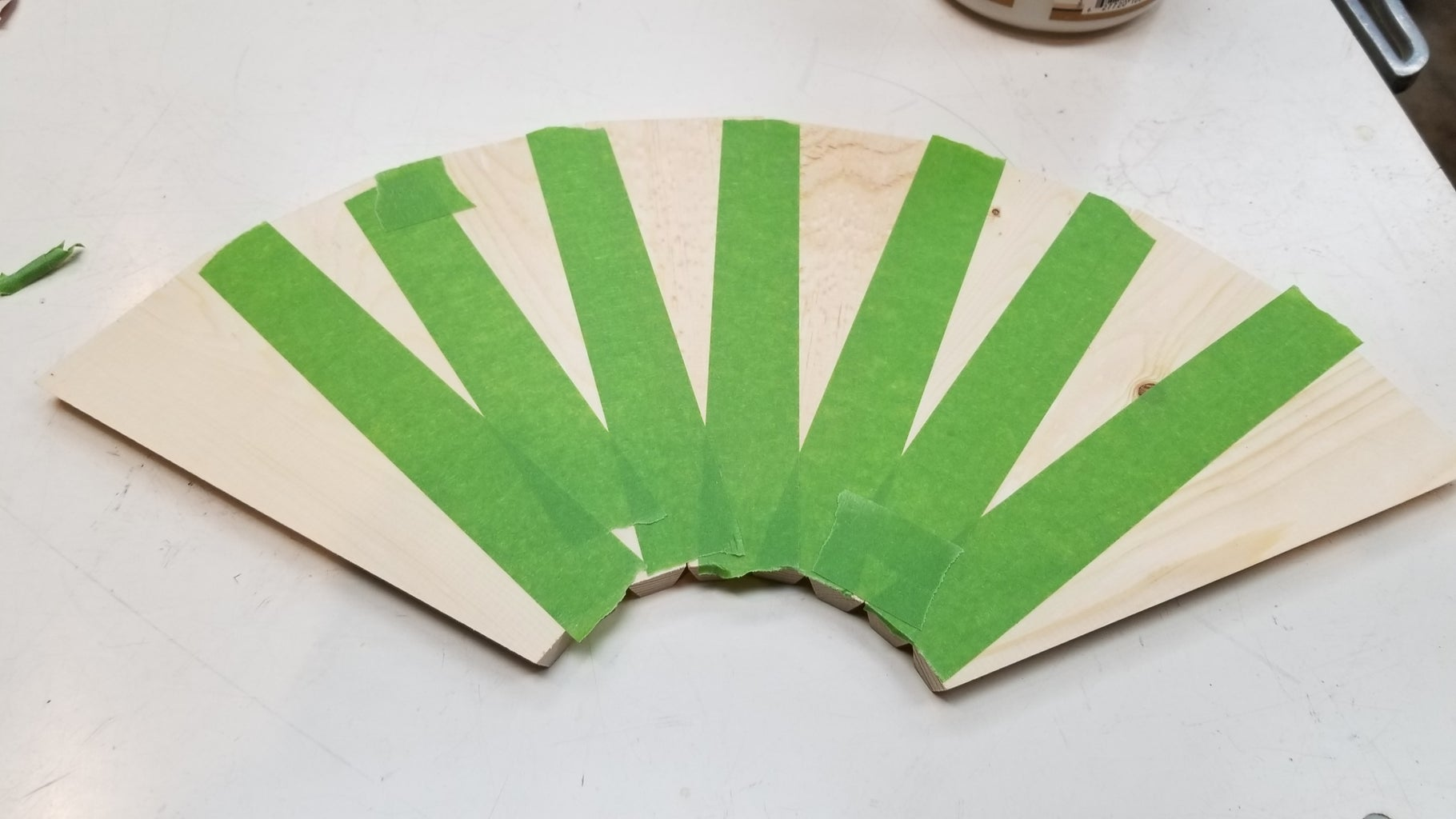 Fan and Tape