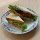 Seared Pork Tenderloin Sandwiches for Two