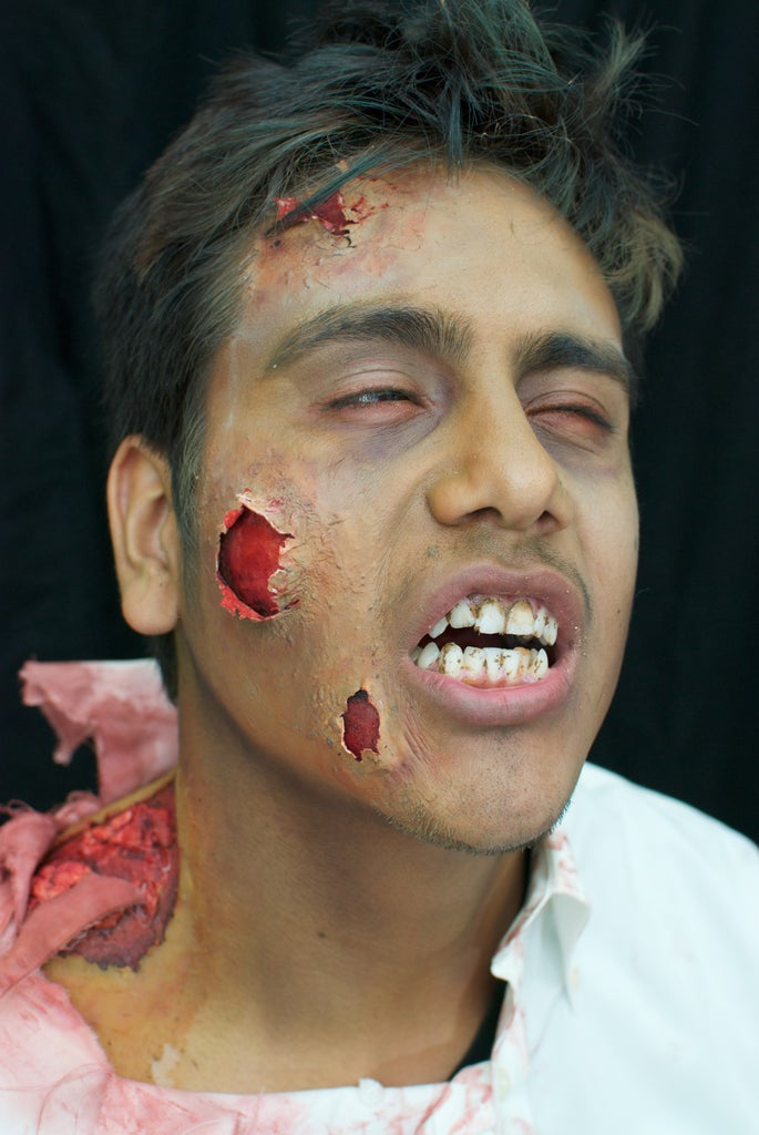 Add Zombie Rot to Teeth