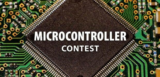 微控制器比赛
