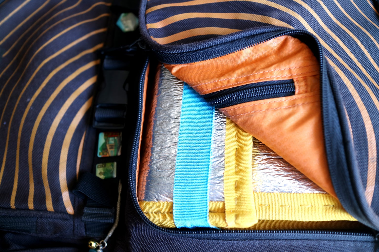 Backpack Thermal Lunch Pocket