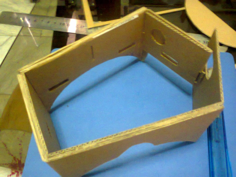 Reinforce the Frame, 3-fold