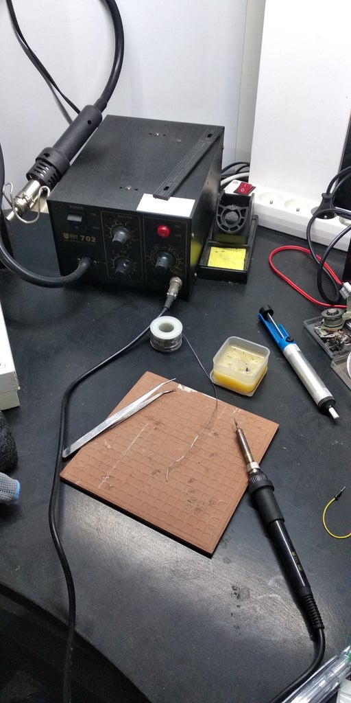 -- Basics for a Home Laboratory (Tools)