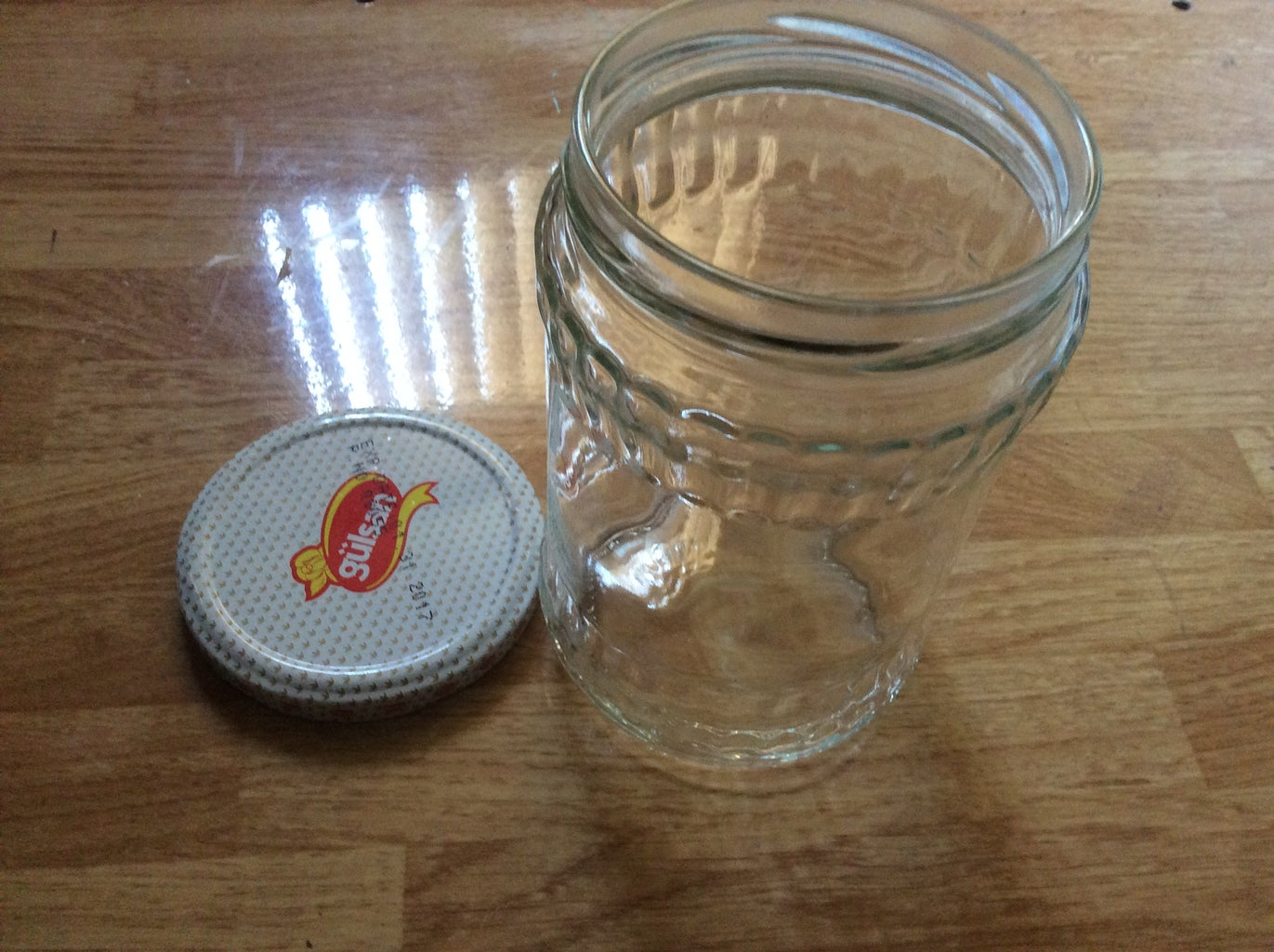 The Jar and Its Top