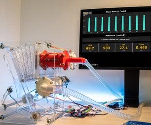 分别地。PI:价格合理、简单的COVID-19呼吸机