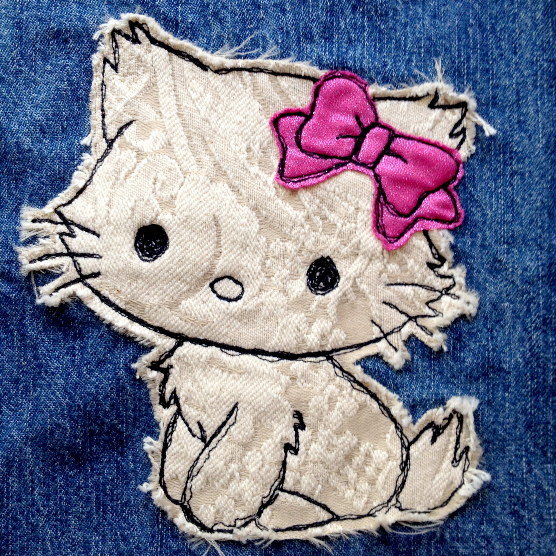 DIY Machine Embroidery