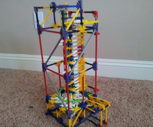 K'nex Shredder Lift