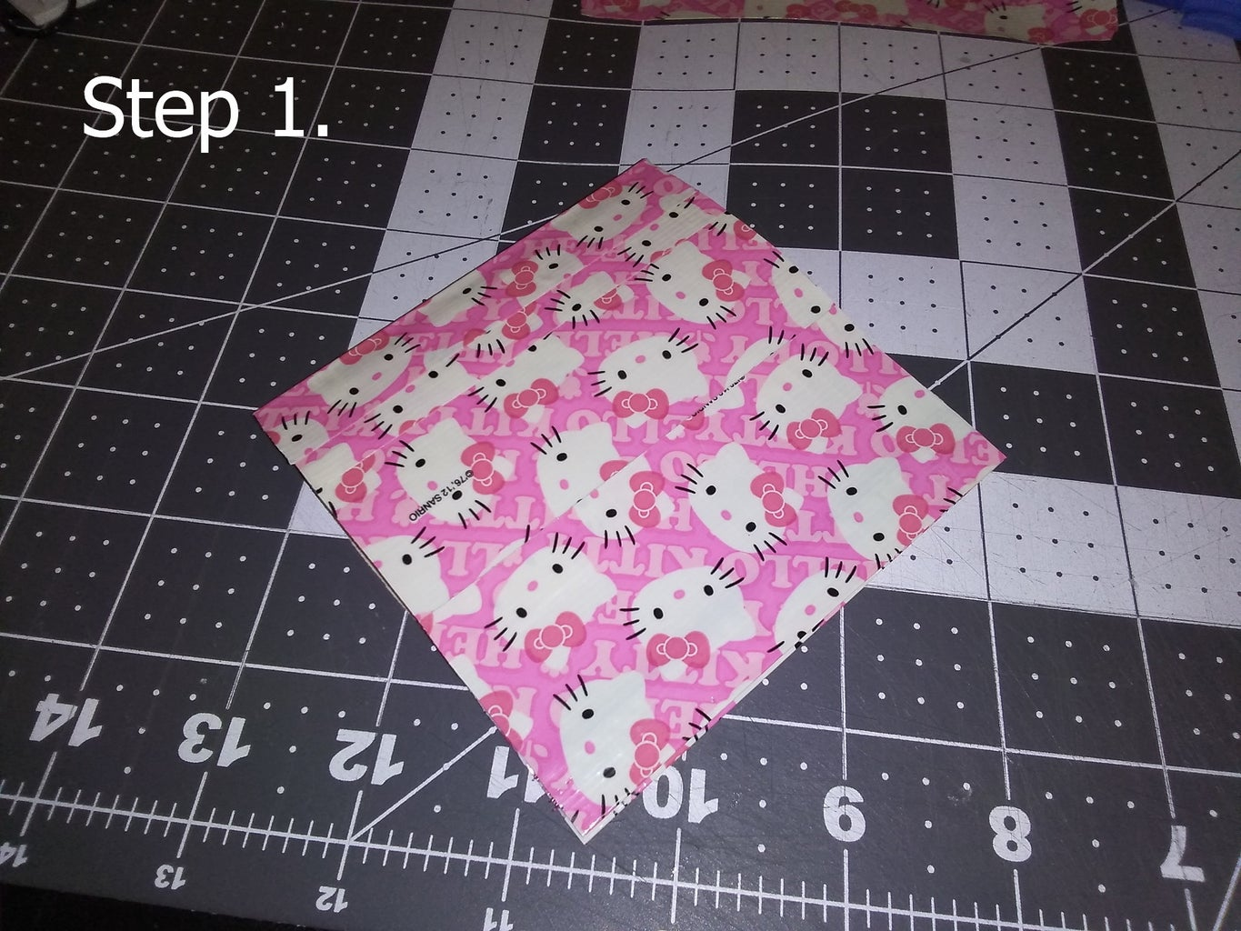 Completing the Pouch