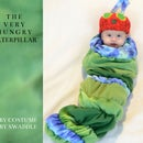 The Very Hungry Caterpillar Baby Costume