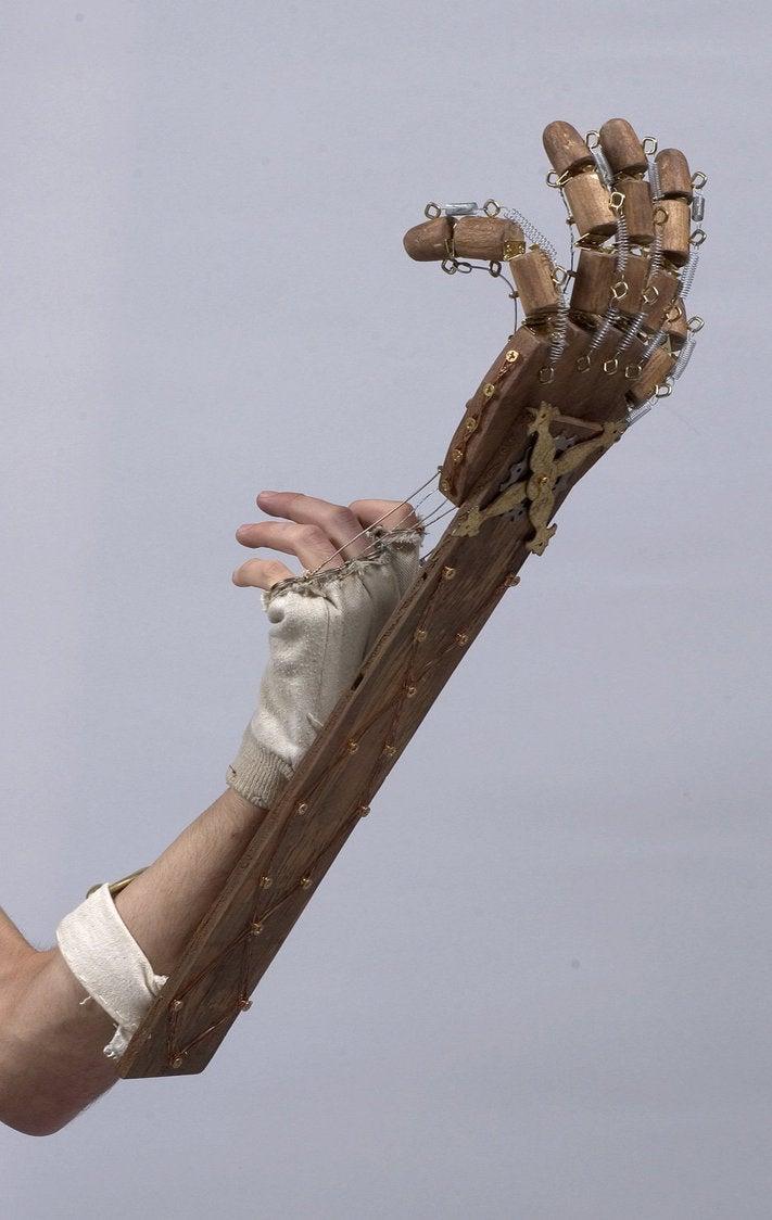 Mechanical Hand