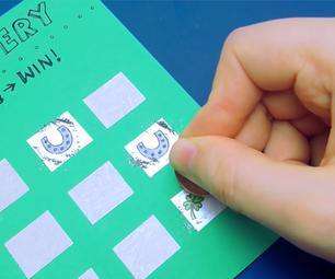 Scratch Off Cards From Scratch!
