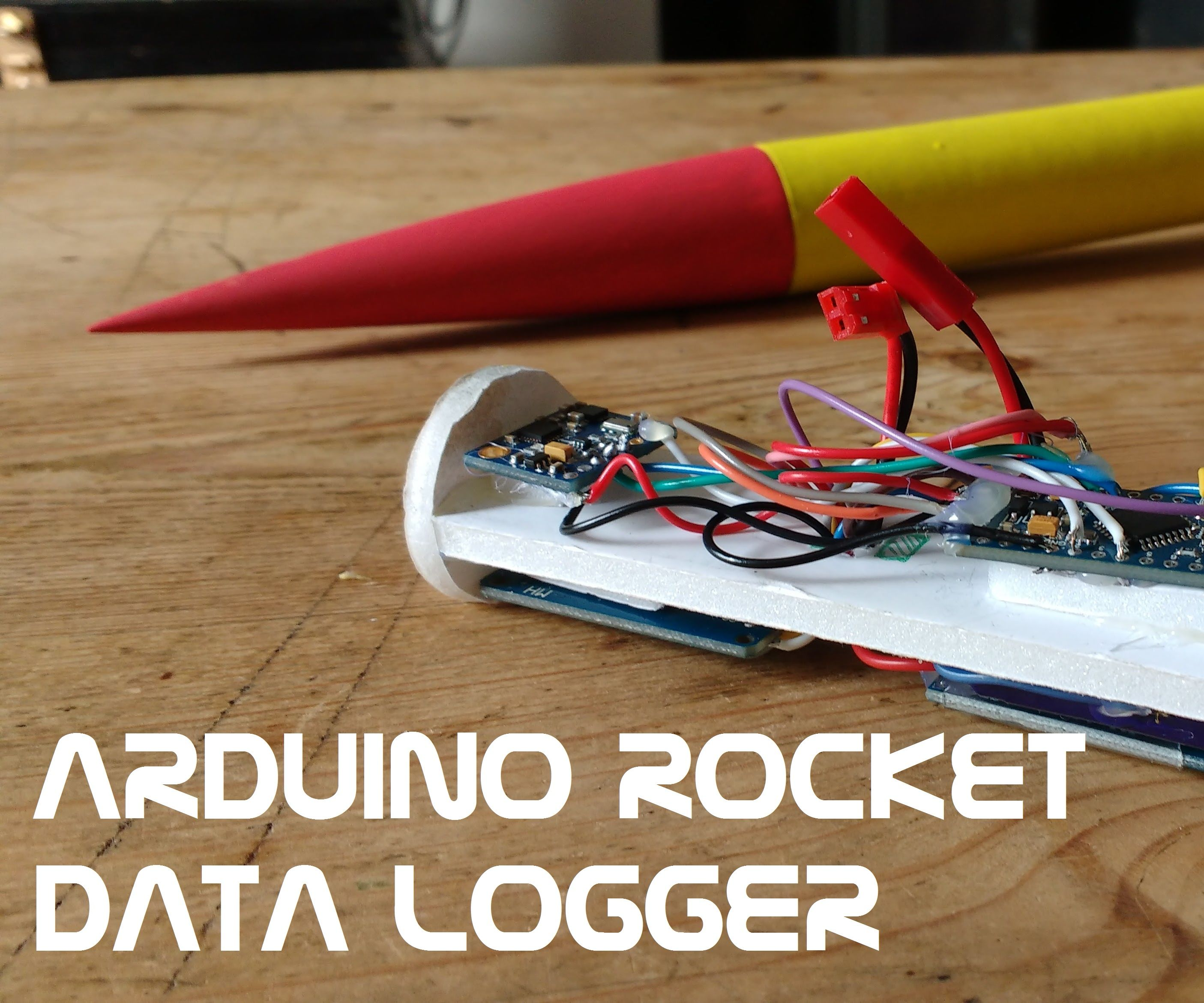 Arduino Rocket Data Logger