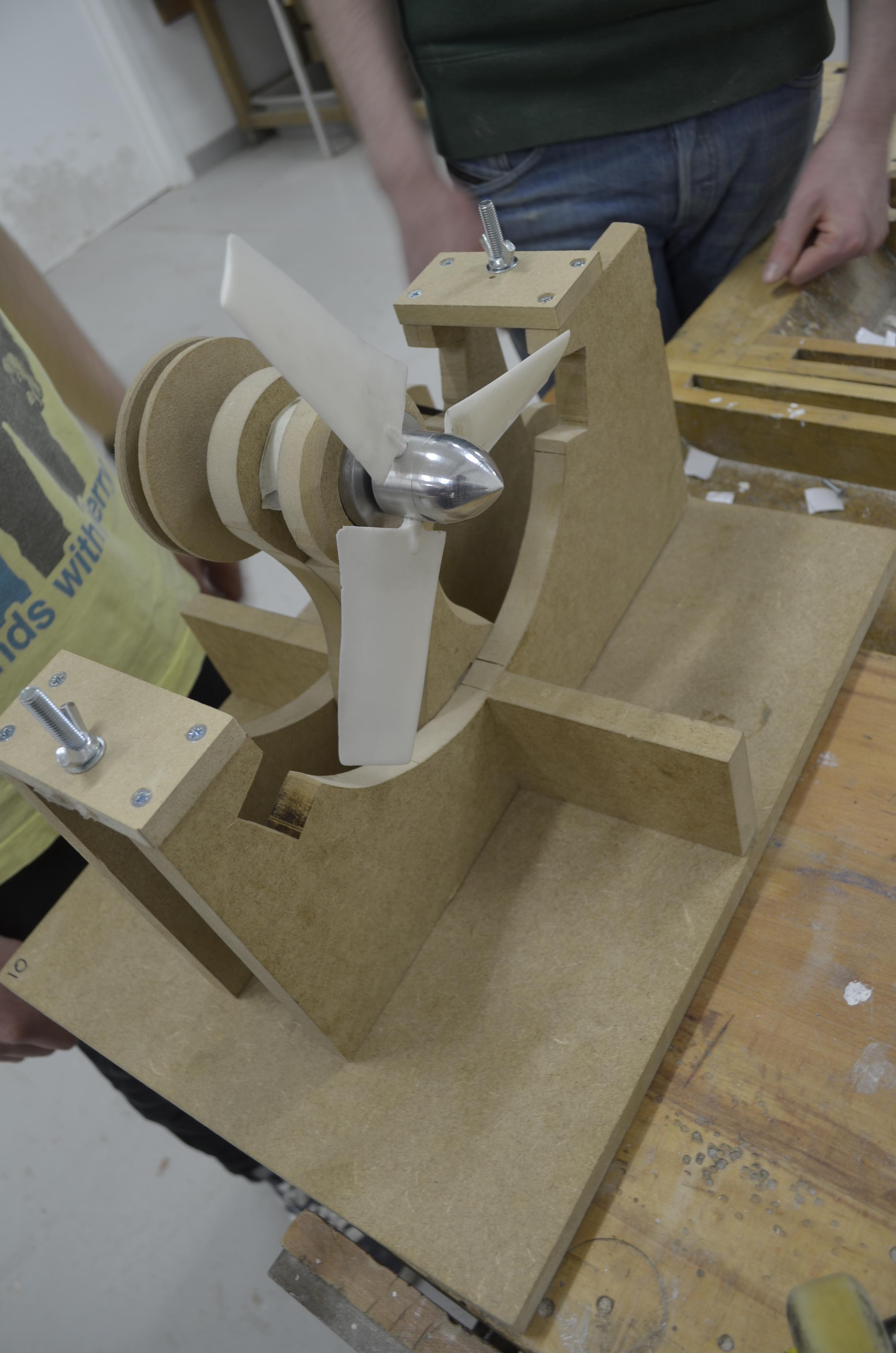 Educational Wind Turbine