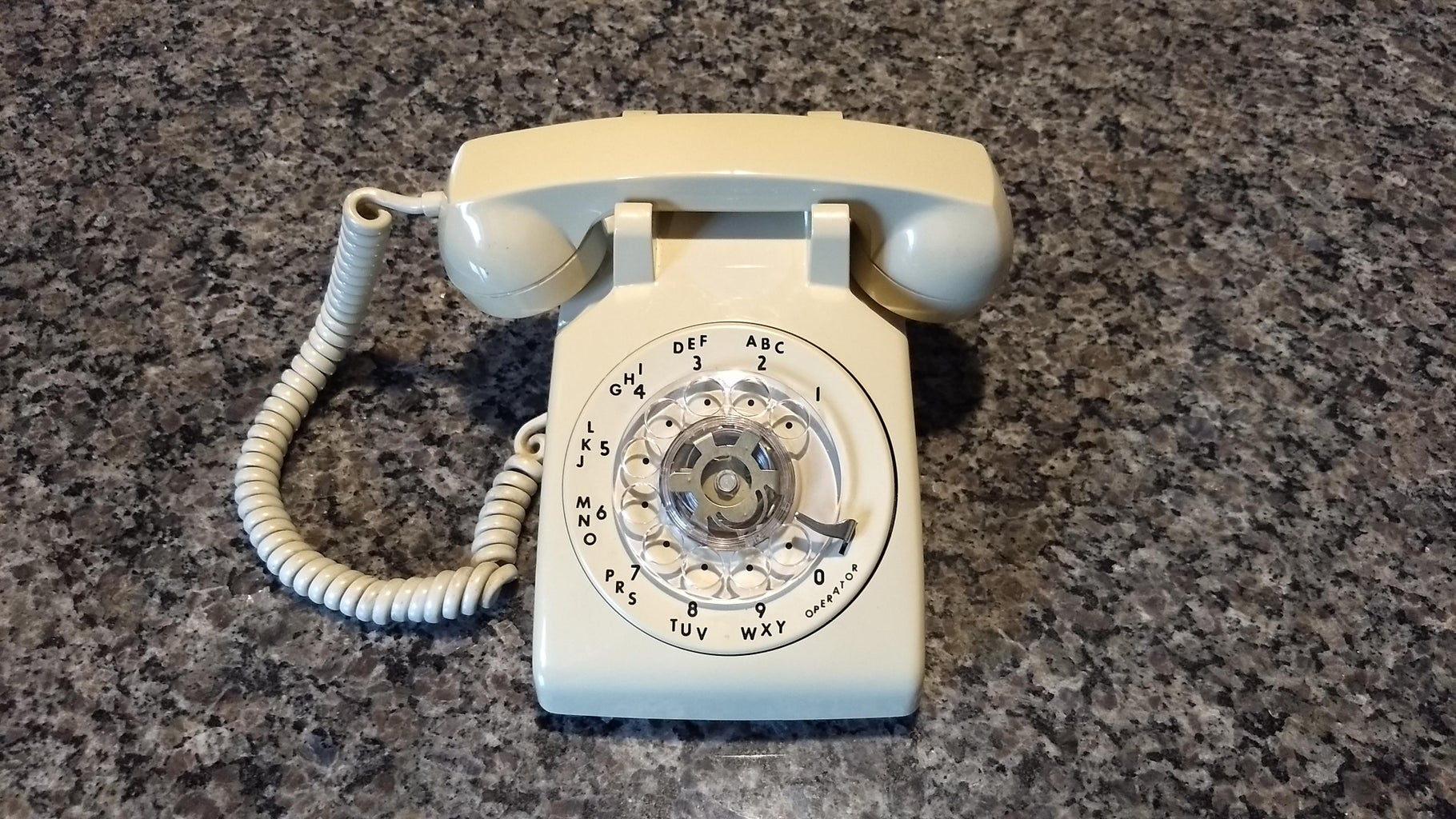 Raspberry Pi Rotary Phone Case