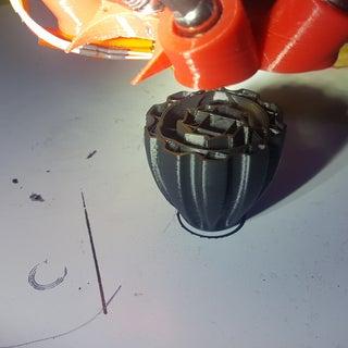 3D Printed Ratchet Screwdriver