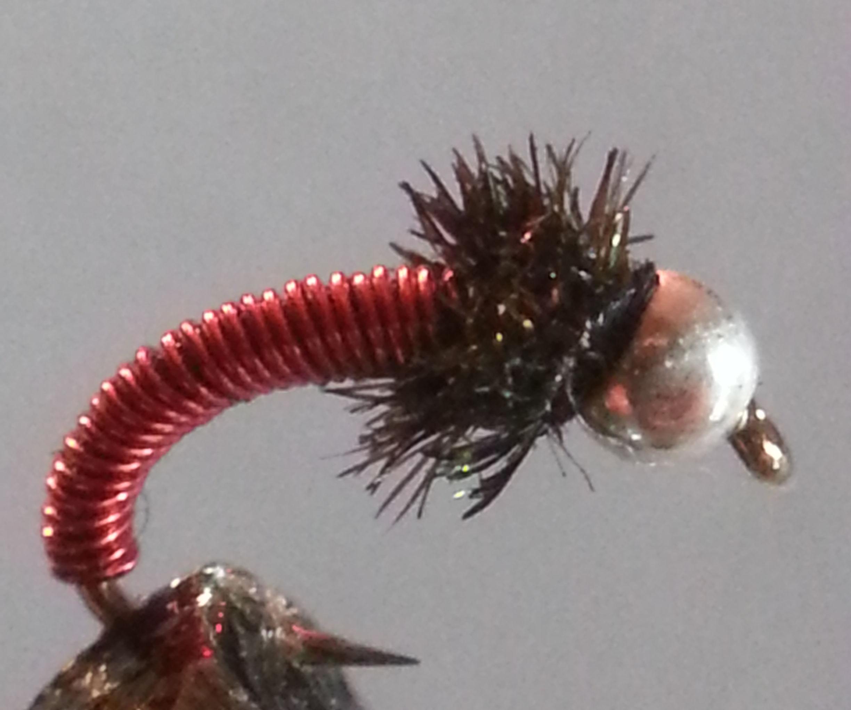 Fly Tying: Brassie