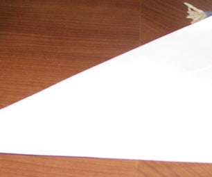 THUNDER Paper Airplane TOSS IT CHALLENGE