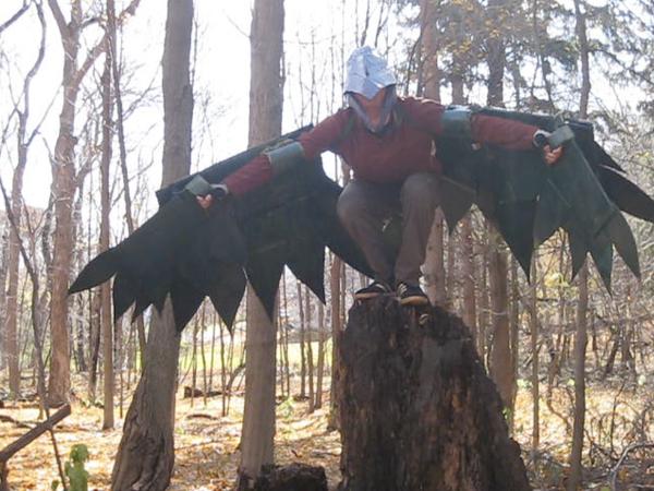 Pterodactyl Costume