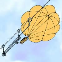 Make a Kite Messenger for Covert GI JOE Paradrops : 4 Steps - Instructables