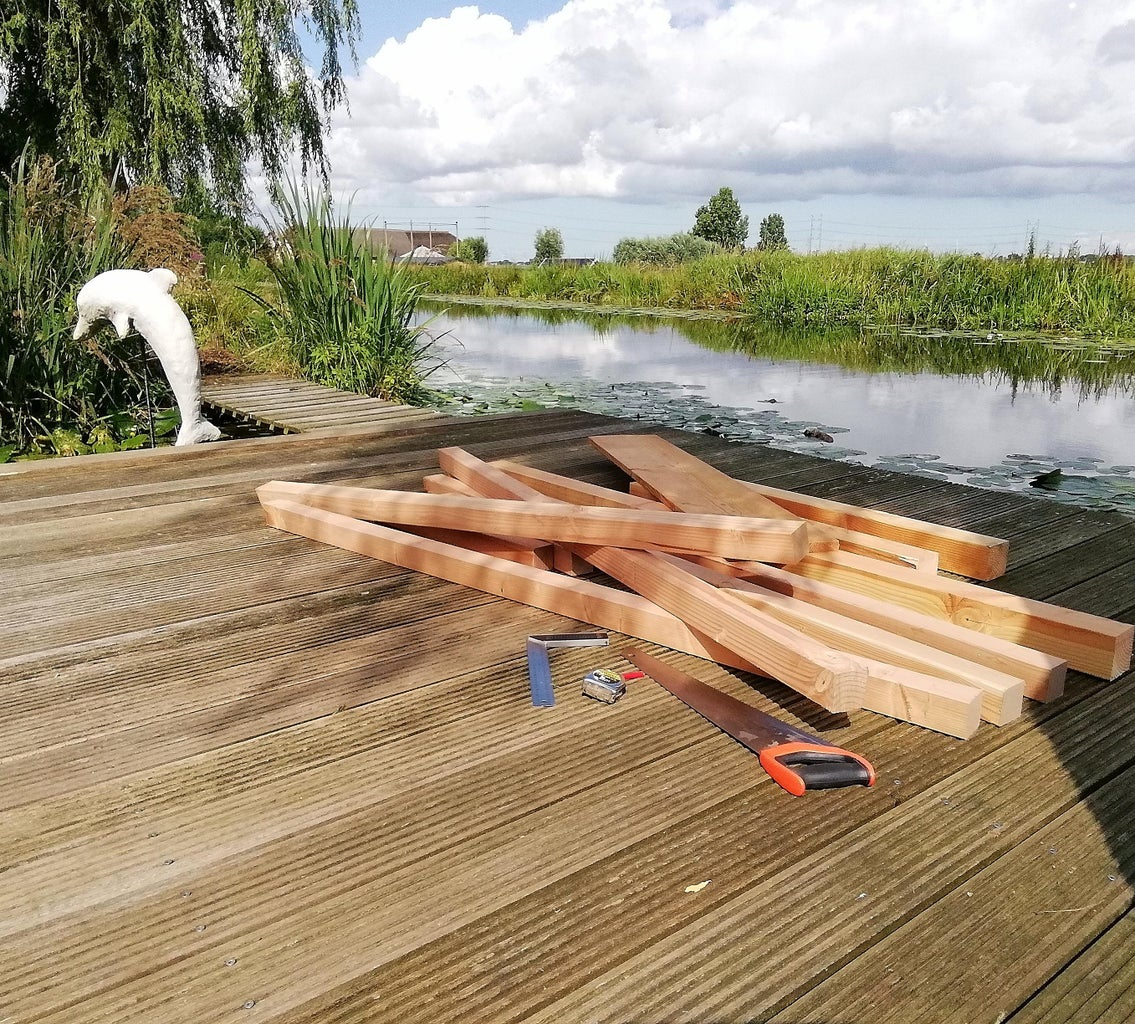 Collecting the Wood