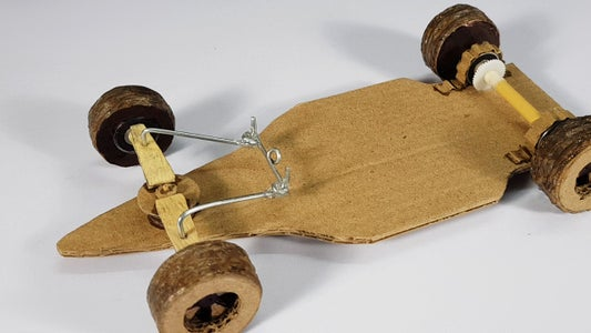 Make Electronic Steering