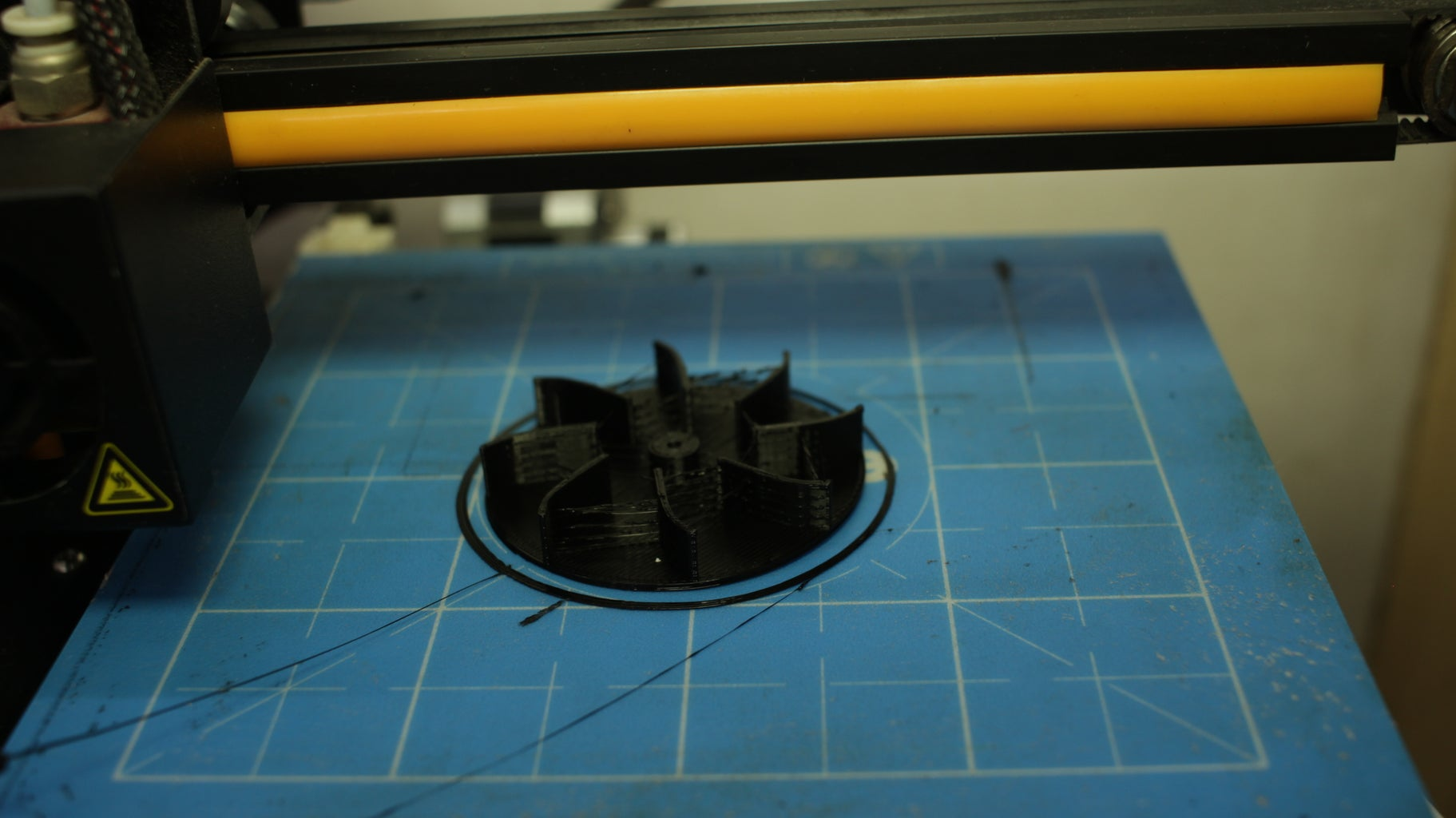 Printing the Impeller