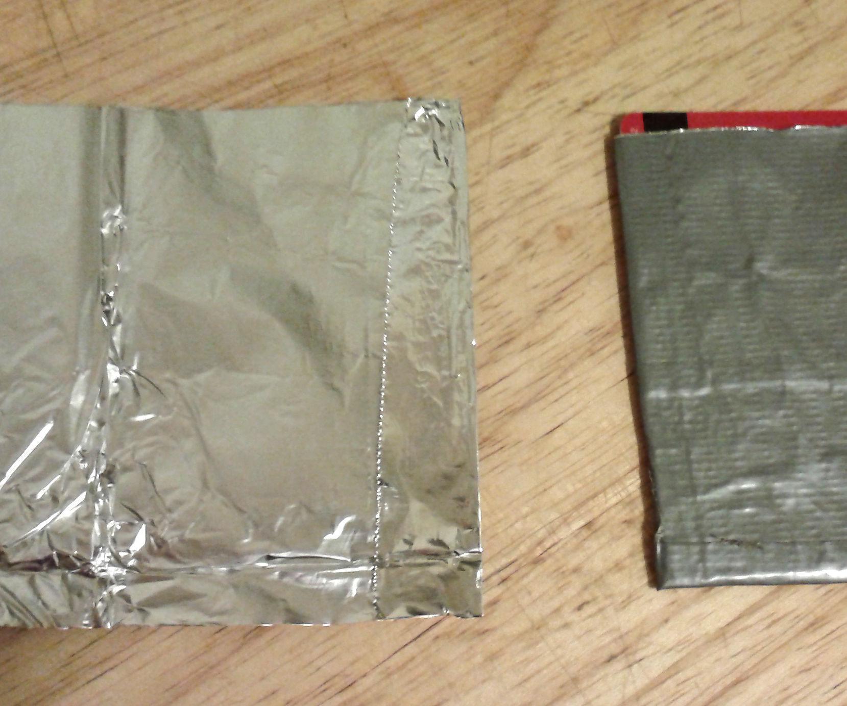 """Foil"" RFID Card Theft"