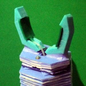 Making the Soft Robot Gripper