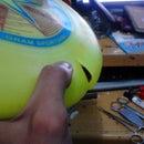Fix broken Discraft Ultra-Star Frisbee/Disc