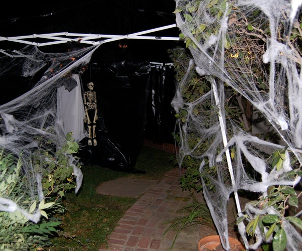 My Haunted House and How I Made It