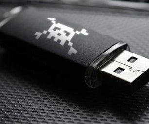 How to Make a Usb File Stealer
