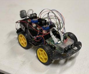 Remote-Controlled Car Using Raspberry Pi