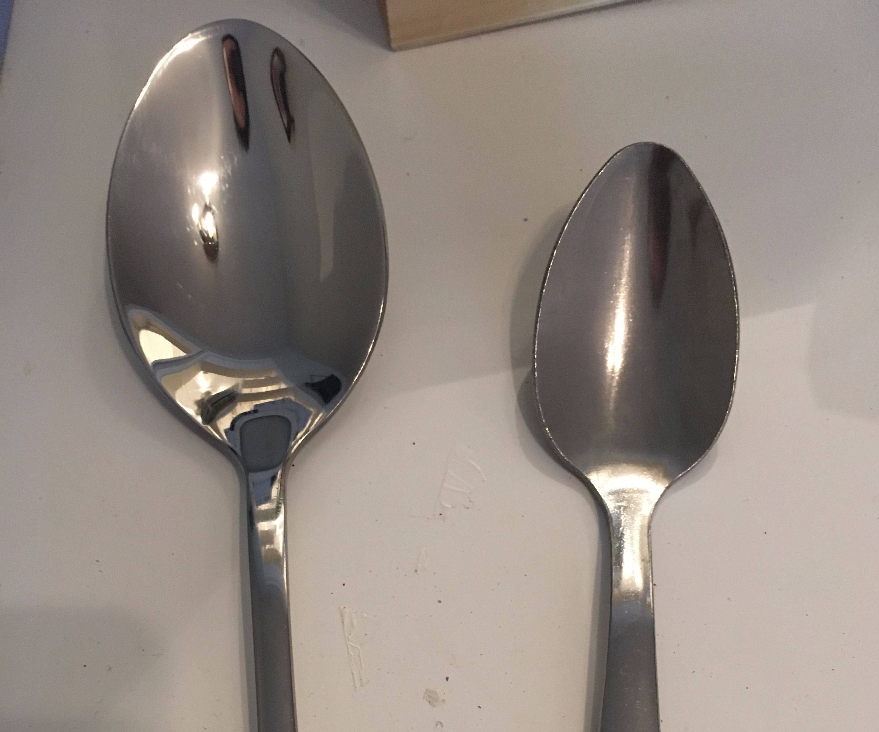 Spoons in a Frame