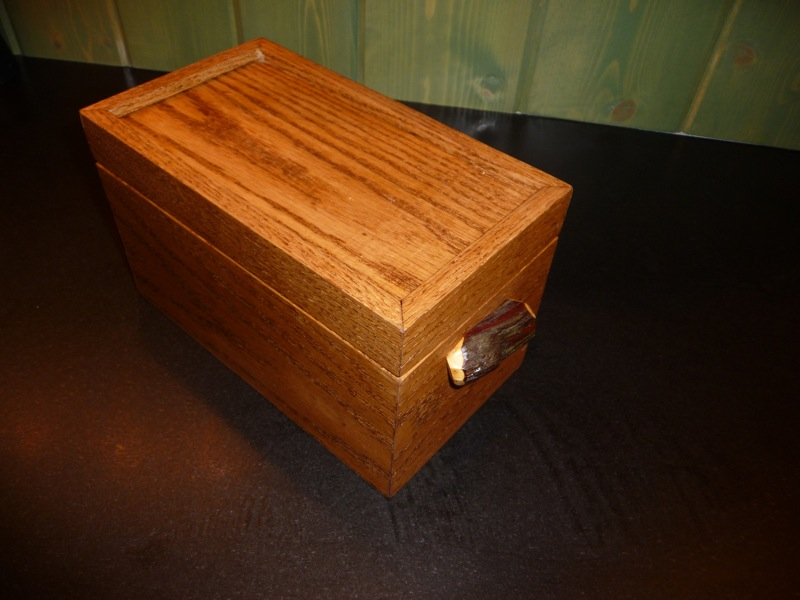 Super Secret Lock Box